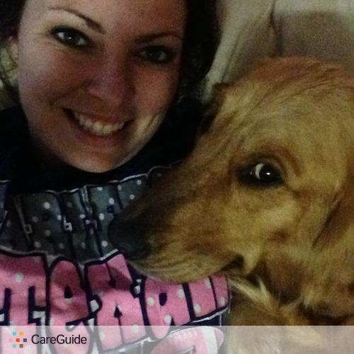 Pet Care Job Amanda Taylor's Profile Picture