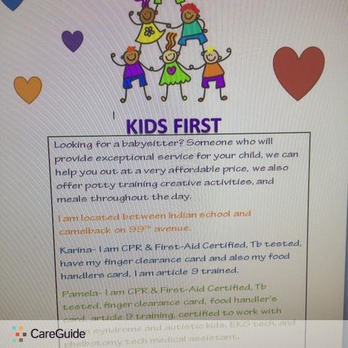 Child Care Provider Karina Torres's Profile Picture