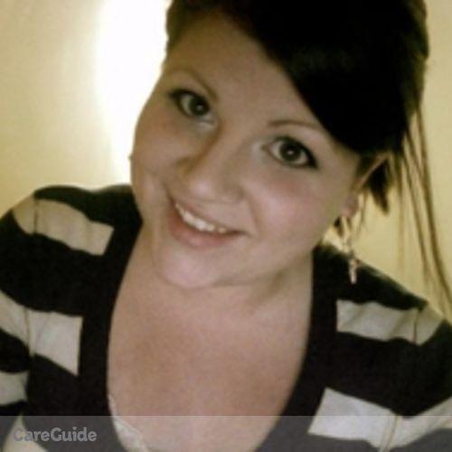 Canadian Nanny Provider Catherine S's Profile Picture
