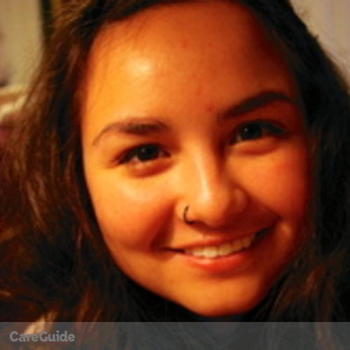 Canadian Nanny Provider Vanessa P's Profile Picture