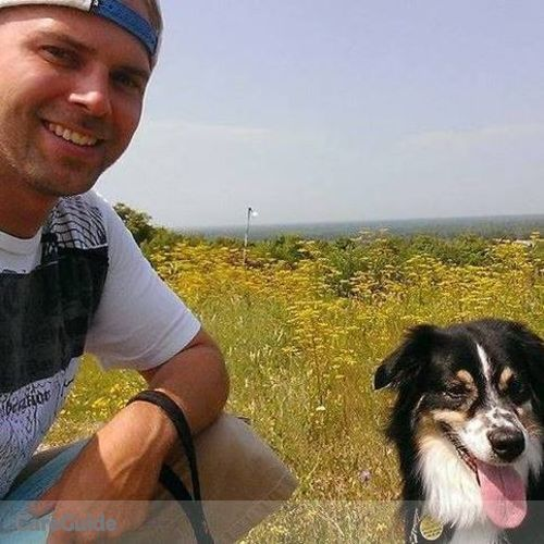 Pet Care Provider Eric Graham's Profile Picture