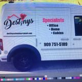 Destinys cleaning service