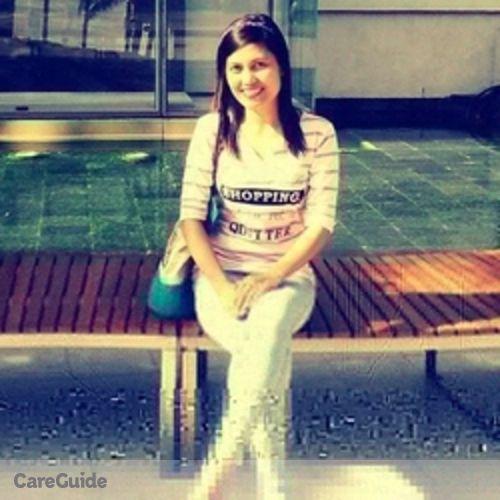 Canadian Nanny Provider Maria Melofel Lopinac's Profile Picture