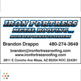 Iron Fortress Metal Roofing LLC