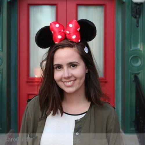 Canadian Nanny Provider Kristen Stauffer's Profile Picture