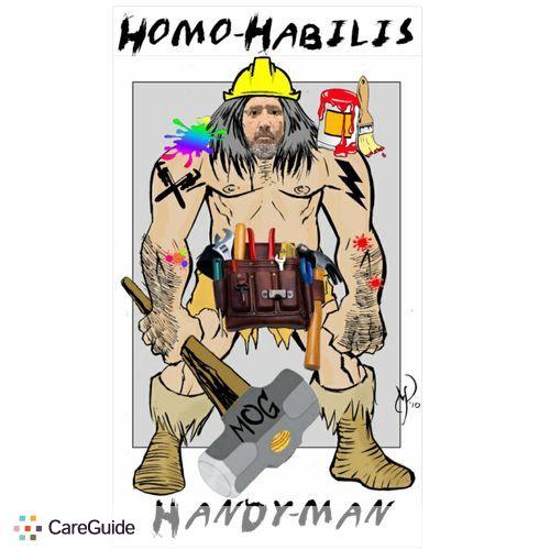 Handyman Provider Marcel Gomez's Profile Picture