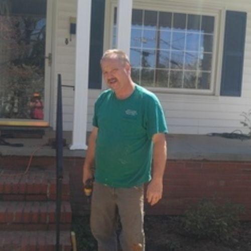 Handyman Provider Donald M's Profile Picture