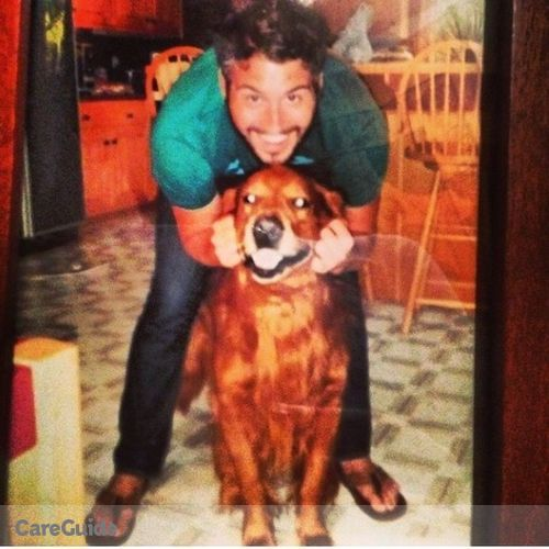 Pet Care Provider Jari N's Profile Picture