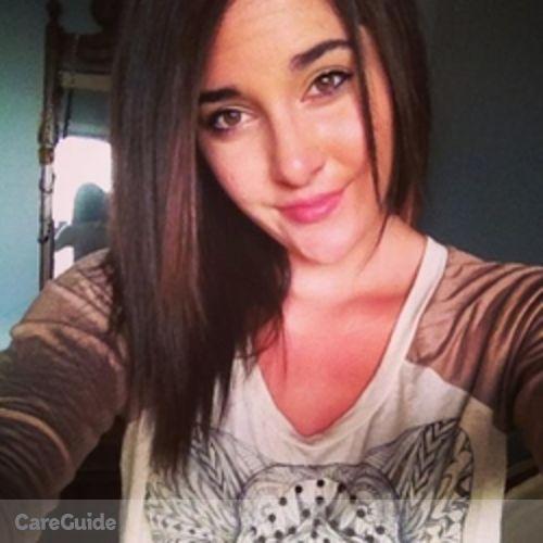 Canadian Nanny Provider Tamara Amaro's Profile Picture