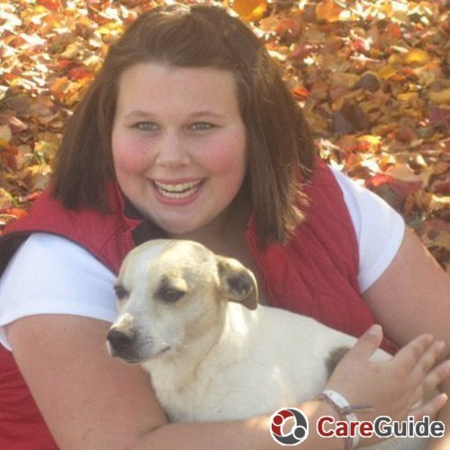Pet Care Provider Samantha Maxey's Profile Picture