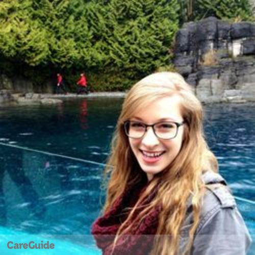 Canadian Nanny Provider Emily McReynolds's Profile Picture