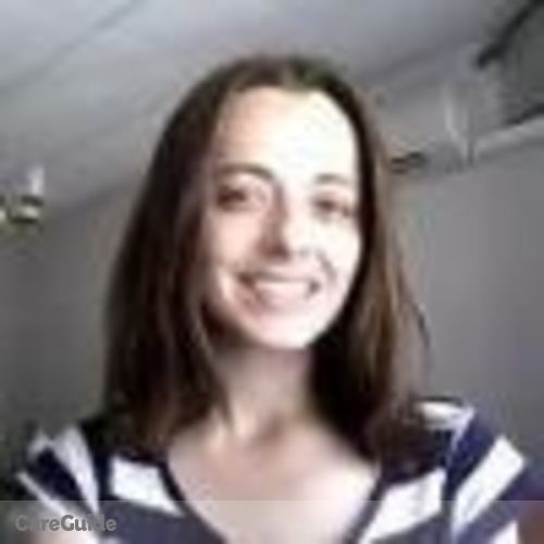 Canadian Nanny Provider Patricia Mazón Vidal's Profile Picture