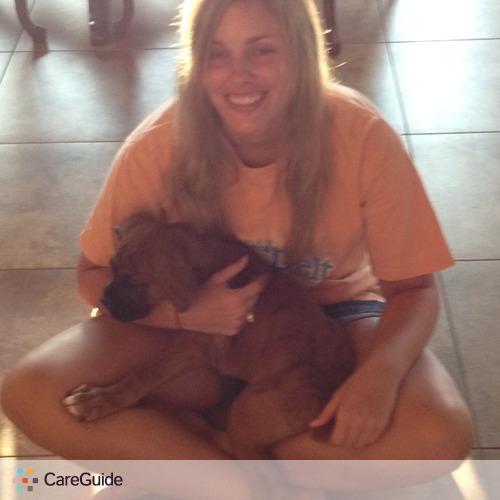 Pet Care Provider Morgan W's Profile Picture