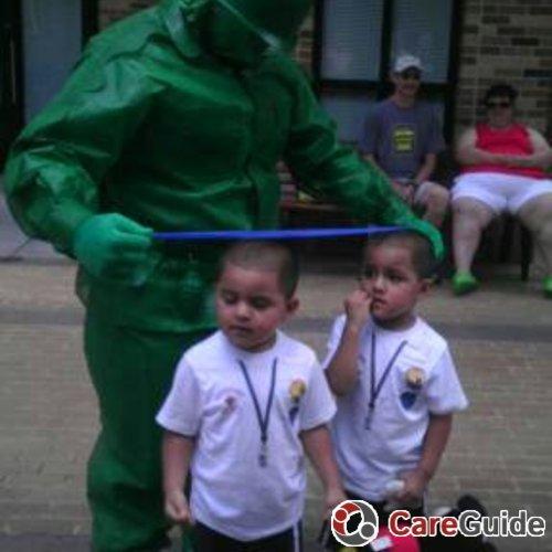 Child Care Job alejandro bueno's Profile Picture
