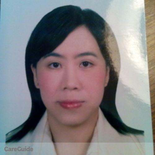 Canadian Nanny Provider Maribeth Dequito's Profile Picture