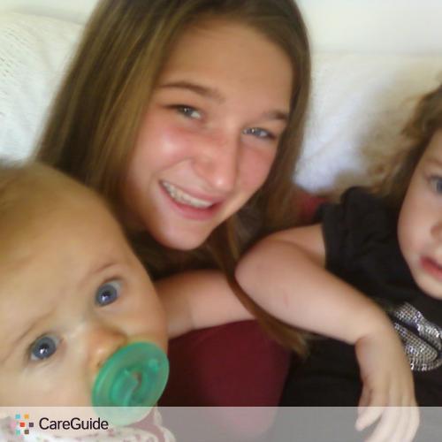 Child Care Provider katie meadows's Profile Picture