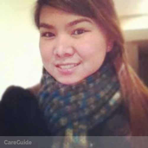 Canadian Nanny Provider Annamae Osis's Profile Picture