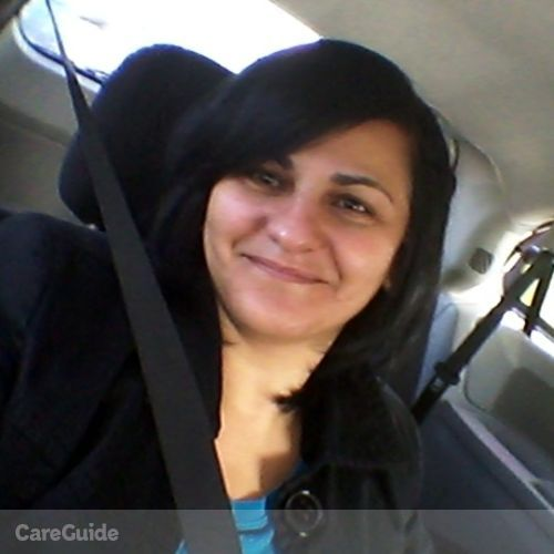 Canadian Nanny Provider Jamileh Torkpour's Profile Picture