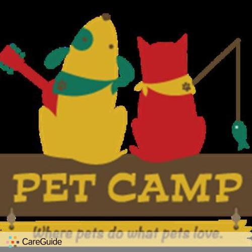 Pet Care Provider Pet Camp's Profile Picture