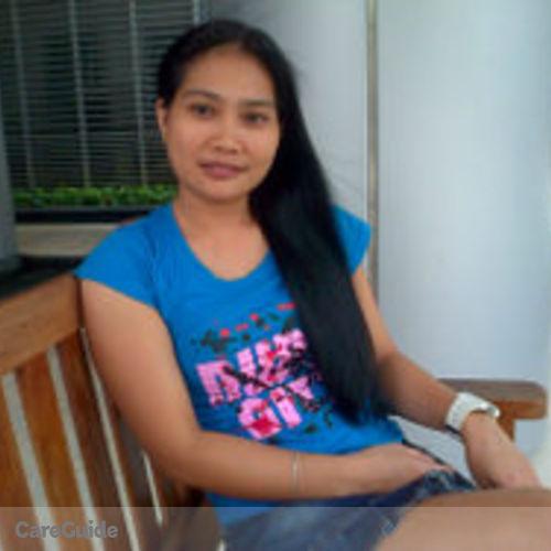 Canadian Nanny Provider Estrella G's Profile Picture
