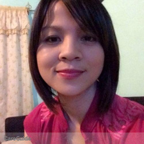 Canadian Nanny Provider Marival Mendoza's Profile Picture