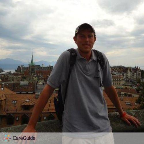 House Sitter Provider Mason McConathy's Profile Picture