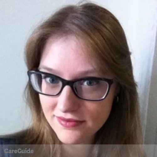 Canadian Nanny Provider Alexandra Krawecki's Profile Picture