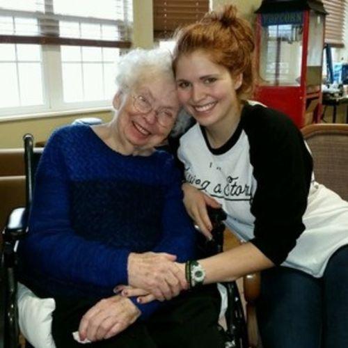 Elder Care Job Tiffany S's Profile Picture