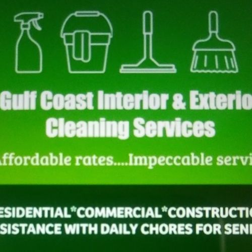 Available: Disciplined, Courteous House Cleaner in Fort Myers & Lehigh Acres as well as Sanibel & all other areas