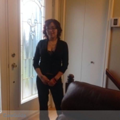 Canadian Nanny Provider Zoe Adams's Profile Picture