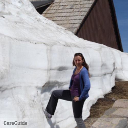 Canadian Nanny Provider Melanie Posset's Profile Picture
