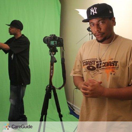 Videographer Provider Donald C's Profile Picture