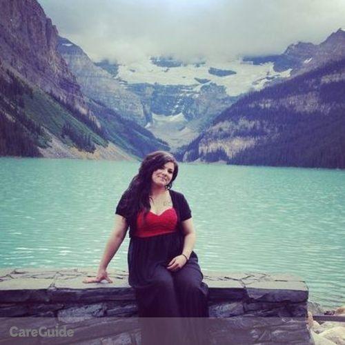 Canadian Nanny Provider Brookes Buchko's Profile Picture