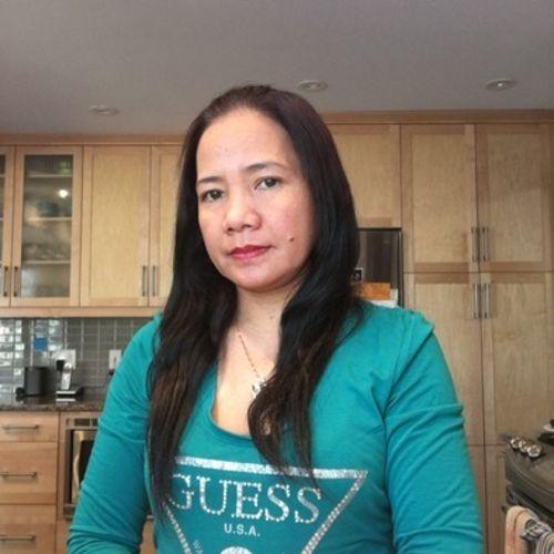Canadian Nanny Provider Ma Perla Bedonia's Profile Picture
