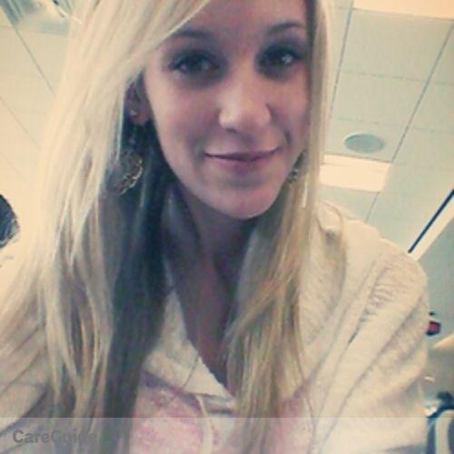 Canadian Nanny Provider Morgan McGrath's Profile Picture