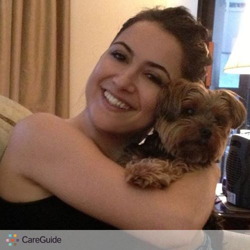Pet Care Provider Funda Celik's Profile Picture