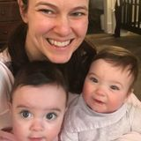 Looking for a part time nanny in the mornings starting at 7:30am for twin girls (1 year old)