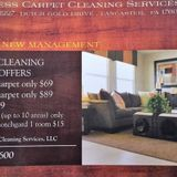 Job opening- Experienced Carpet Cleaning Technician / Janitor