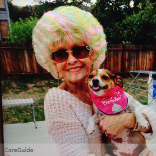 Pet Care Provider Linda Hoffman's Profile Picture