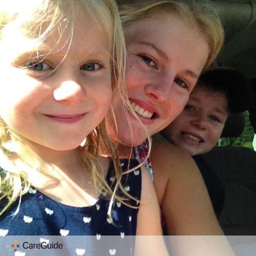 Child Care Provider Cayley's Profile Picture