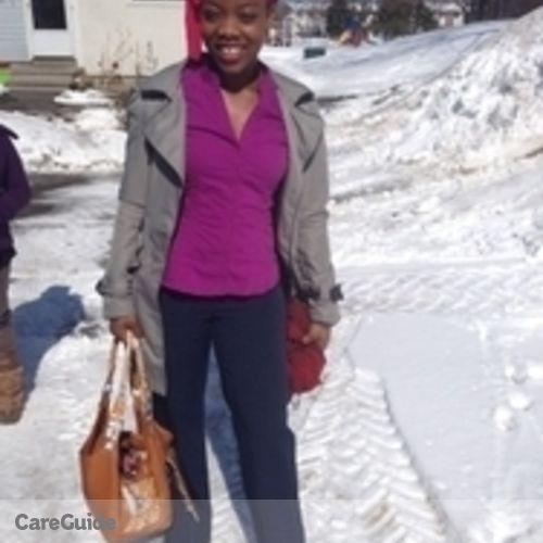 Canadian Nanny Provider Frida Gloria Houngbossa's Profile Picture