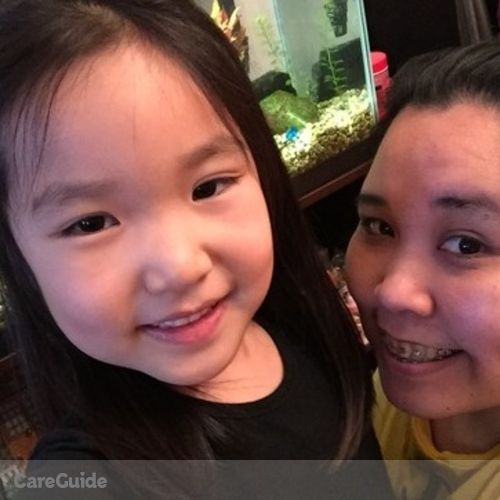 Canadian Nanny Provider Eufeliza Dancel's Profile Picture