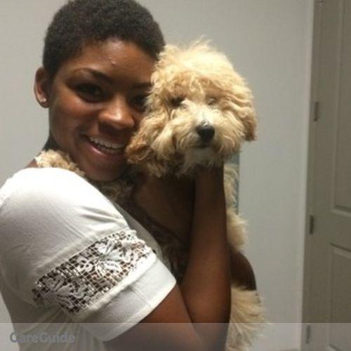 Pet Care Provider Breajhane L's Profile Picture