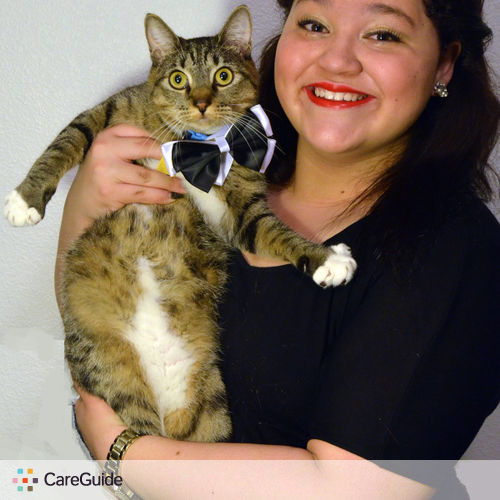 Pet Care Provider Cinthia Moncores's Profile Picture