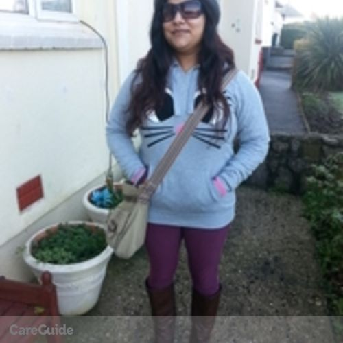 Canadian Nanny Provider Priya G's Profile Picture