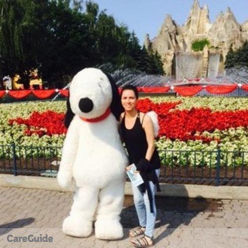 Canadian Nanny Provider Diana Montenegro's Profile Picture