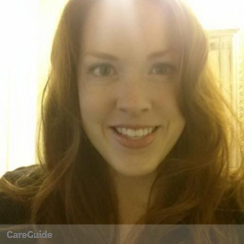Canadian Nanny Provider Kelsey Harte's Profile Picture