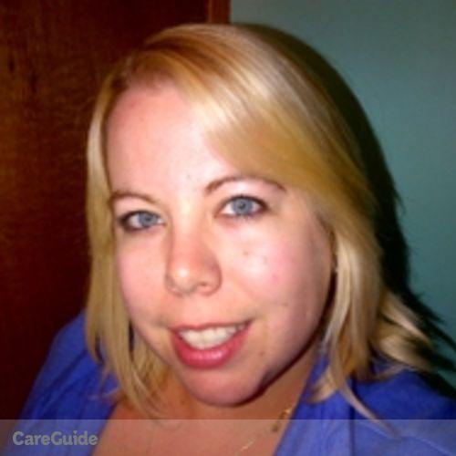 Canadian Nanny Provider Sherri M's Profile Picture