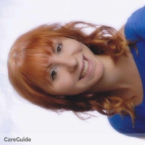 Canadian Nanny Provider Daniele Jones's Profile Picture