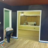 Painter in Charleston